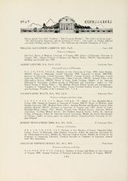 Page 40, 1927 Edition, University of Virginia - Corks and Curls Yearbook (Charlottesville, VA) online yearbook collection