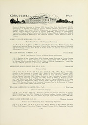 Page 41, 1927 Edition, University of Virginia - Corks and Curls Yearbook (Charlottesville, VA) online yearbook collection