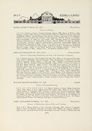 Page 44, 1927 Edition, University of Virginia - Corks and Curls Yearbook (Charlottesville, VA) online yearbook collection