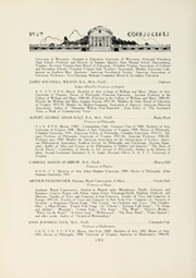 Page 46, 1927 Edition, University of Virginia - Corks and Curls Yearbook (Charlottesville, VA) online yearbook collection