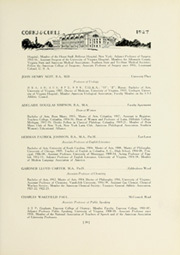 Page 49, 1927 Edition, University of Virginia - Corks and Curls Yearbook (Charlottesville, VA) online yearbook collection