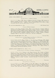 Page 50, 1927 Edition, University of Virginia - Corks and Curls Yearbook (Charlottesville, VA) online yearbook collection
