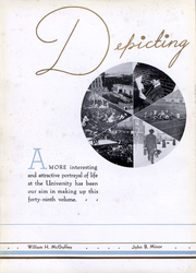 Page 7, 1936 Edition, University of Virginia - Corks and Curls Yearbook (Charlottesville, VA) online yearbook collection