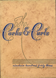 University of Virginia - Corks and Curls Yearbook (Charlottesville, VA) online yearbook collection, 1943 Edition, Page 1