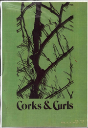 University of Virginia - Corks and Curls Yearbook (Charlottesville, VA) online yearbook collection, 1973 Edition, Page 1