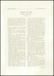 Page 11, 1938 Edition, Bangor Maine School of Commerce - Chieftain Yearbook (Bangor, ME) online yearbook collection