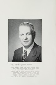 Page 10, 1950 Edition, Gould Academy - Herald Yearbook (Bethel, ME) online yearbook collection