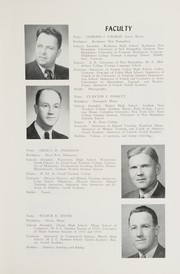 Page 11, 1950 Edition, Gould Academy - Herald Yearbook (Bethel, ME) online yearbook collection