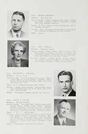 Page 12, 1950 Edition, Gould Academy - Herald Yearbook (Bethel, ME) online yearbook collection