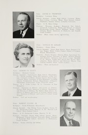 Page 13, 1950 Edition, Gould Academy - Herald Yearbook (Bethel, ME) online yearbook collection