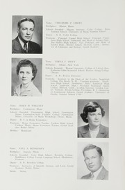 Page 14, 1950 Edition, Gould Academy - Herald Yearbook (Bethel, ME) online yearbook collection