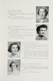 Page 15, 1950 Edition, Gould Academy - Herald Yearbook (Bethel, ME) online yearbook collection