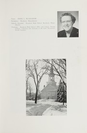 Page 17, 1950 Edition, Gould Academy - Herald Yearbook (Bethel, ME) online yearbook collection