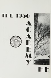 Page 6, 1950 Edition, Gould Academy - Herald Yearbook (Bethel, ME) online yearbook collection