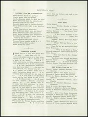 Page 14, 1944 Edition, George Stevens Academy - Mountain Echo Yearbook (Blue Hill, ME) online yearbook collection