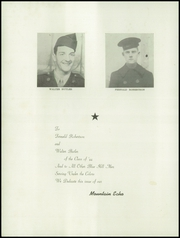 Page 4, 1944 Edition, George Stevens Academy - Mountain Echo Yearbook (Blue Hill, ME) online yearbook collection