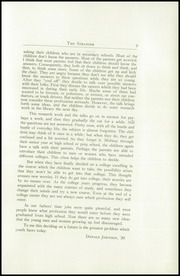 Page 11, 1939 Edition, Bridgton Academy - Stranger Yearbook (Bridgton, ME) online yearbook collection