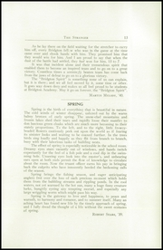 Page 15, 1939 Edition, Bridgton Academy - Stranger Yearbook (Bridgton, ME) online yearbook collection