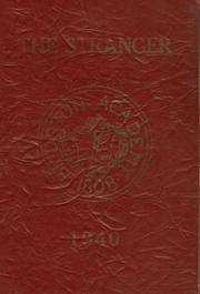 1940 Edition, Bridgton Academy - Stranger Yearbook (Bridgton, ME)