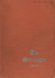 1947 Edition, Bridgton Academy - Stranger Yearbook (Bridgton, ME)