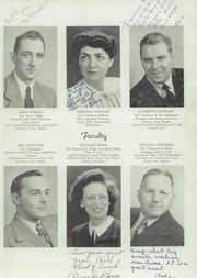 Page 13, 1947 Edition, Bridgton Academy - Stranger Yearbook (Bridgton, ME) online yearbook collection