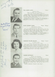 Page 16, 1947 Edition, Bridgton Academy - Stranger Yearbook (Bridgton, ME) online yearbook collection