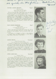 Page 17, 1947 Edition, Bridgton Academy - Stranger Yearbook (Bridgton, ME) online yearbook collection