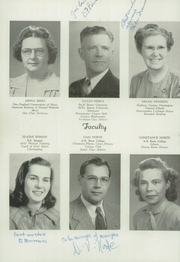 Page 10, 1948 Edition, Bridgton Academy - Stranger Yearbook (Bridgton, ME) online yearbook collection