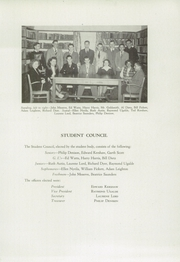 Page 11, 1948 Edition, Bridgton Academy - Stranger Yearbook (Bridgton, ME) online yearbook collection
