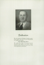 Page 8, 1948 Edition, Bridgton Academy - Stranger Yearbook (Bridgton, ME) online yearbook collection