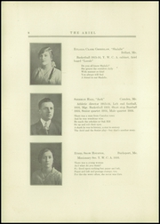 Page 10, 1916 Edition, Bucksport Seminary Preparatory School - Ariel Yearbook (Bucksport, ME) online yearbook collection