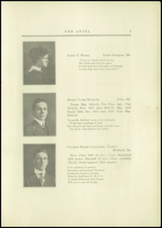 Page 11, 1916 Edition, Bucksport Seminary Preparatory School - Ariel Yearbook (Bucksport, ME) online yearbook collection