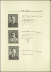 Page 15, 1916 Edition, Bucksport Seminary Preparatory School - Ariel Yearbook (Bucksport, ME) online yearbook collection