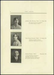 Page 8, 1916 Edition, Bucksport Seminary Preparatory School - Ariel Yearbook (Bucksport, ME) online yearbook collection
