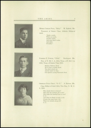 Page 9, 1916 Edition, Bucksport Seminary Preparatory School - Ariel Yearbook (Bucksport, ME) online yearbook collection