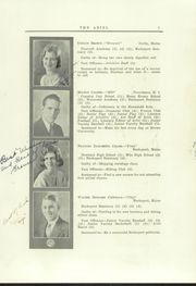 Page 11, 1932 Edition, Bucksport Seminary Preparatory School - Ariel Yearbook (Bucksport, ME) online yearbook collection