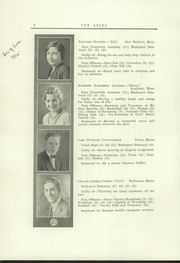 Page 12, 1932 Edition, Bucksport Seminary Preparatory School - Ariel Yearbook (Bucksport, ME) online yearbook collection