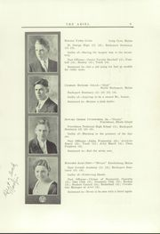 Page 13, 1932 Edition, Bucksport Seminary Preparatory School - Ariel Yearbook (Bucksport, ME) online yearbook collection