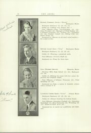 Page 14, 1932 Edition, Bucksport Seminary Preparatory School - Ariel Yearbook (Bucksport, ME) online yearbook collection