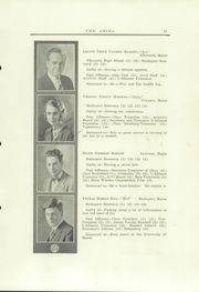 Page 15, 1932 Edition, Bucksport Seminary Preparatory School - Ariel Yearbook (Bucksport, ME) online yearbook collection