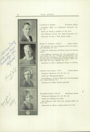Page 16, 1932 Edition, Bucksport Seminary Preparatory School - Ariel Yearbook (Bucksport, ME) online yearbook collection