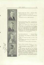 Page 17, 1932 Edition, Bucksport Seminary Preparatory School - Ariel Yearbook (Bucksport, ME) online yearbook collection