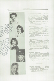 Page 12, 1946 Edition, Higgins Classical Institute - Scroll Yearbook (Charleston, ME) online yearbook collection