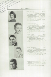 Page 14, 1946 Edition, Higgins Classical Institute - Scroll Yearbook (Charleston, ME) online yearbook collection