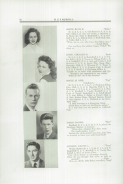 Page 16, 1946 Edition, Higgins Classical Institute - Scroll Yearbook (Charleston, ME) online yearbook collection
