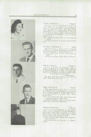 Page 17, 1946 Edition, Higgins Classical Institute - Scroll Yearbook (Charleston, ME) online yearbook collection