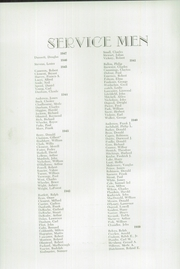 Page 4, 1946 Edition, Higgins Classical Institute - Scroll Yearbook (Charleston, ME) online yearbook collection