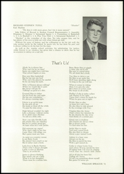 Page 15, 1951 Edition, Washington Academy - Record Yearbook (East Machias, ME) online yearbook collection