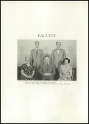 Page 4, 1951 Edition, Washington Academy - Record Yearbook (East Machias, ME) online yearbook collection
