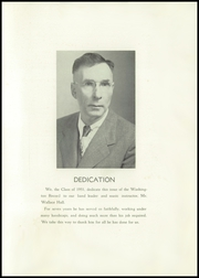 Page 5, 1951 Edition, Washington Academy - Record Yearbook (East Machias, ME) online yearbook collection